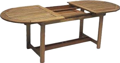 Bridgepointe Eucalyptus Dining Table by Rosecliff Heights