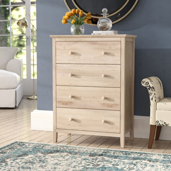 Sommerville 4 Drawer Chest by Alcott Hill