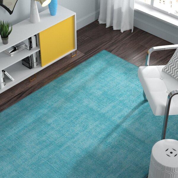 Allibert Hand-Loomed Spa Indoor/Outdoor Area Rug by Zipcode Design