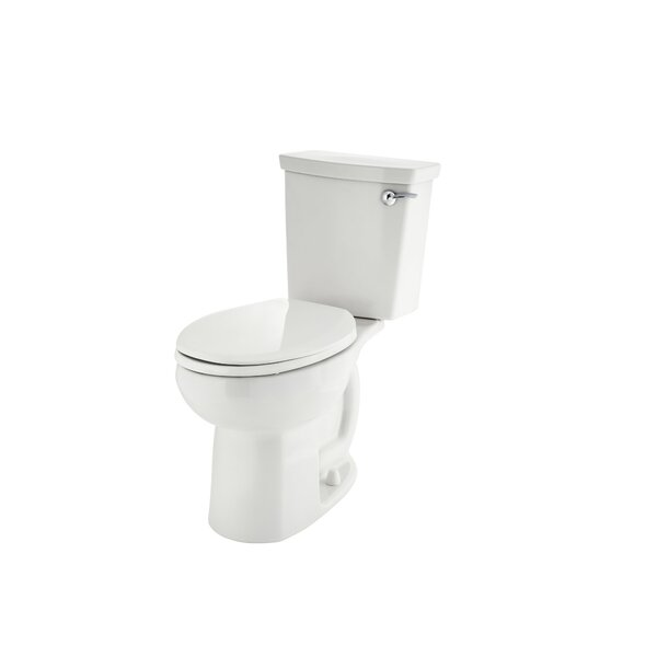 H2Optimum 1.1 GPF Elongated Two-Piece Toilet by American Standard