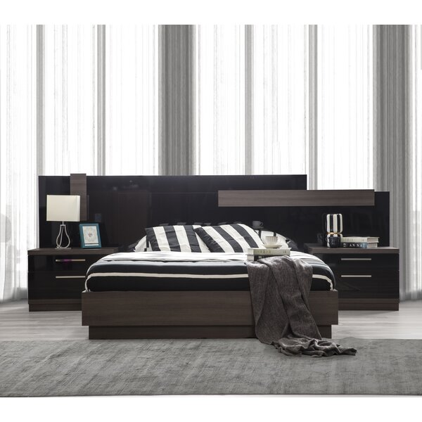 Connan Platform Bed by Orren Ellis