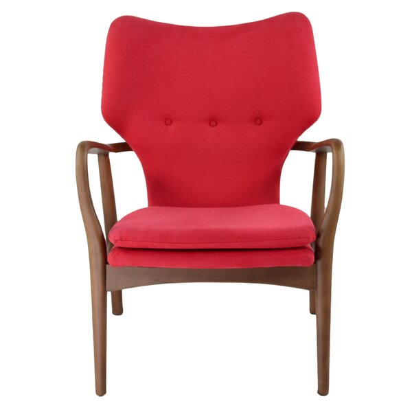 Spade Armchair by Design Tree Home