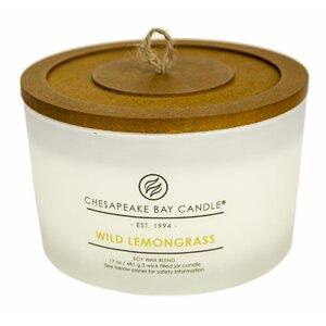 Heritage Wild Lemongras Jar Candle