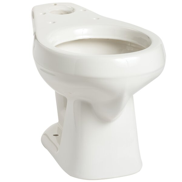 Alto SmartHeight Round Toilet Bowl by Mansfield Plumbing Products