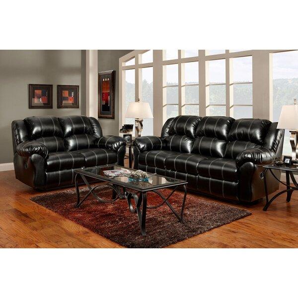Kishmar Reclining Configurable Living Room Set by Red Barrel Studio