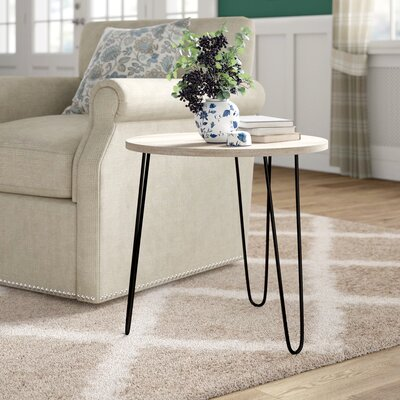 Rustic End Amp Side Tables You Ll Love In 2020 Wayfair