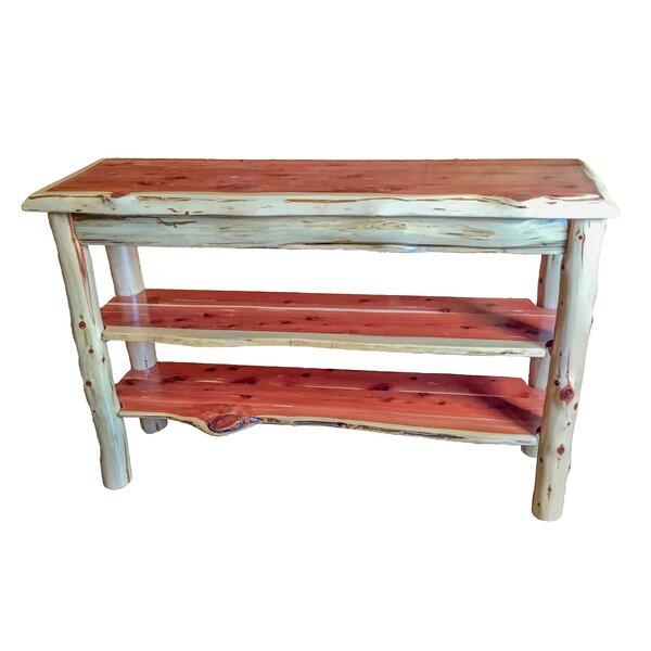 Goethe Cedar Console Table By Loon Peak