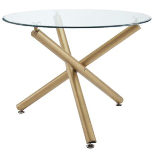 Best Price Glynis Dining Table By Wrought Studio
