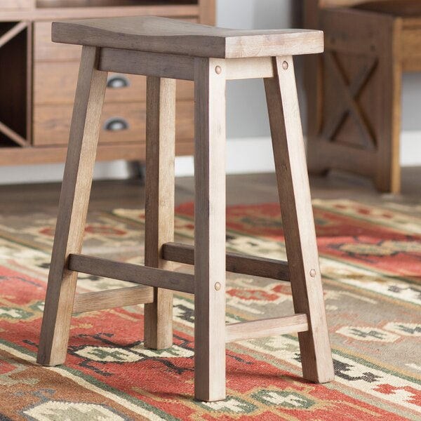 Jovani 24 Counter Height Bar Stool by Mistana