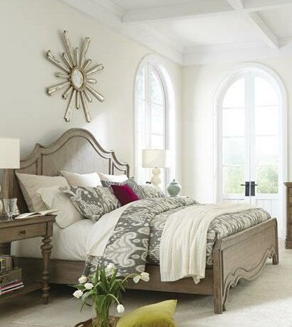 Paredes Panel Bed by One Allium Way