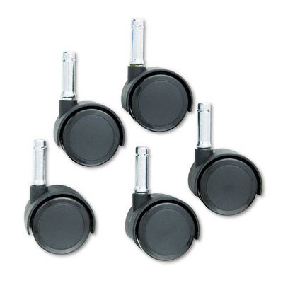 Duet Twin Wheels (Set of 5) by Master Caster Company