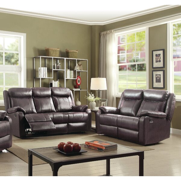 Roudebush Reclining Configurable Living Room Set by Latitude Run