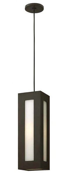 Dorian 1 Light Outdoor Pendant By Hinkley Lighting.