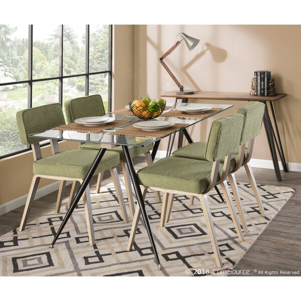 Mccullar Upholstered Dining Chair (Set of 2) by Brayden Studio