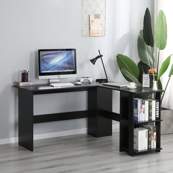 Akishia L-Shaped Desk