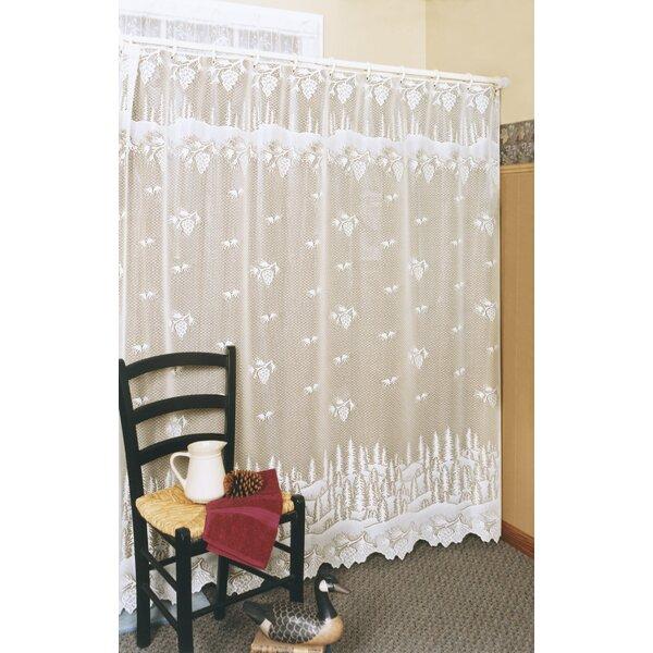 Lakewood Shower Curtain by Loon Peak
