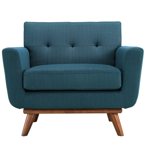 Johnston 27 Inch Armchair By Langley Street™ by Langley Street™ Today Only Sale