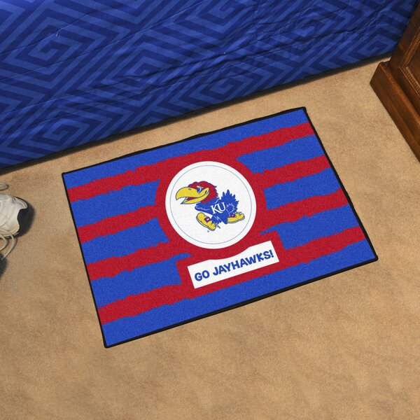 NCAA Kansas Southern Doormat by FANMATS