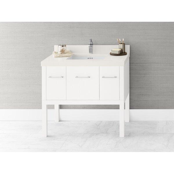 Calabria 36 Single Bathroom Vanity Set by Ronbow