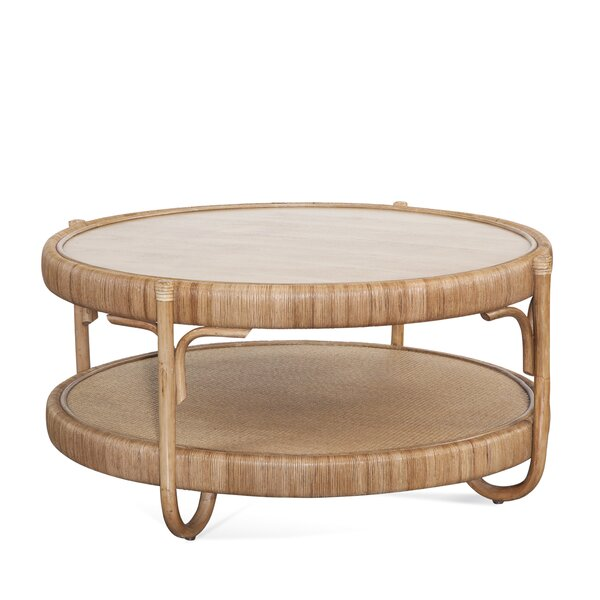 Willow Creek Coffee Table With Storage By Braxton Culler