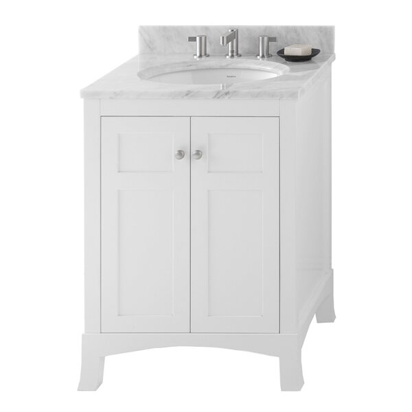 Hampton 24 Single Bathroom Vanity Set by Ronbow