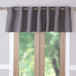 Vashon Quilted 84'' Window Valance