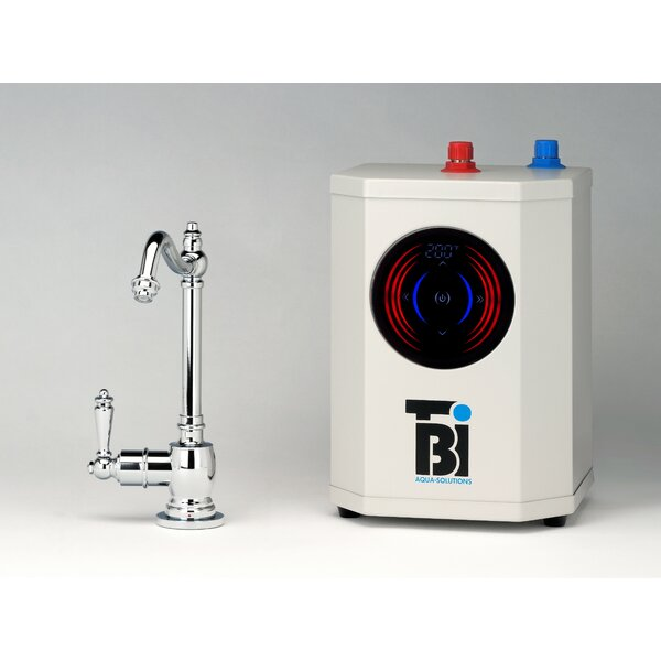 Soft-Touch Hot Water Dispenser By BTIAquaSolutions