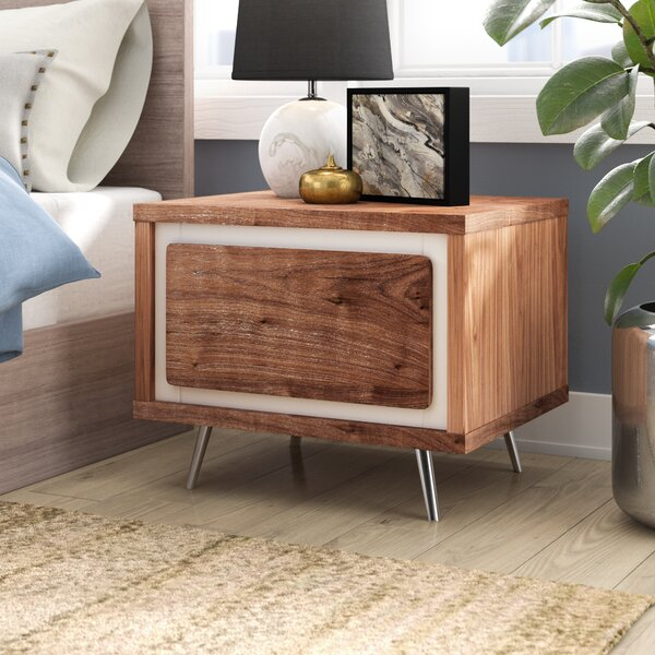 Maison Nightstand by Modern Rustic Interiors