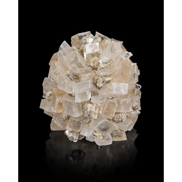 Calcite with Mica Decorative Box by John-Richard
