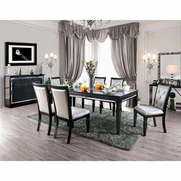Mayfield Extendable Dining Table by Rosdorf Park Rosdorf Park