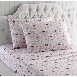Shop Burslem Kid's Printed Sheet Set ByHarriet Bee