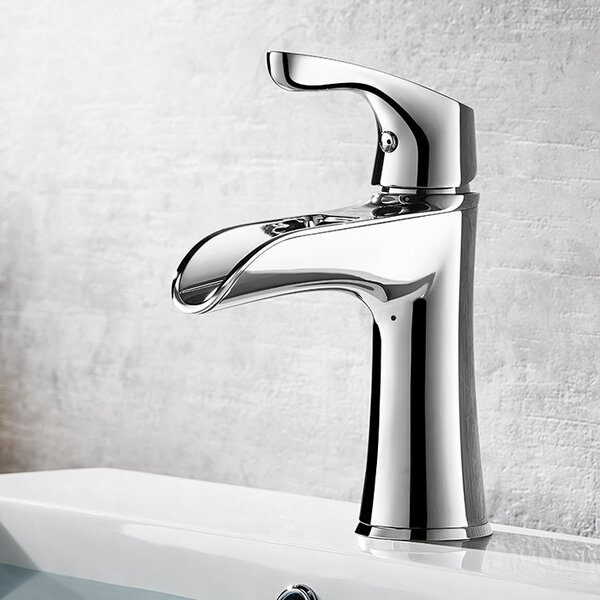Althea Single Hole Bathroom Faucet by Vinnova