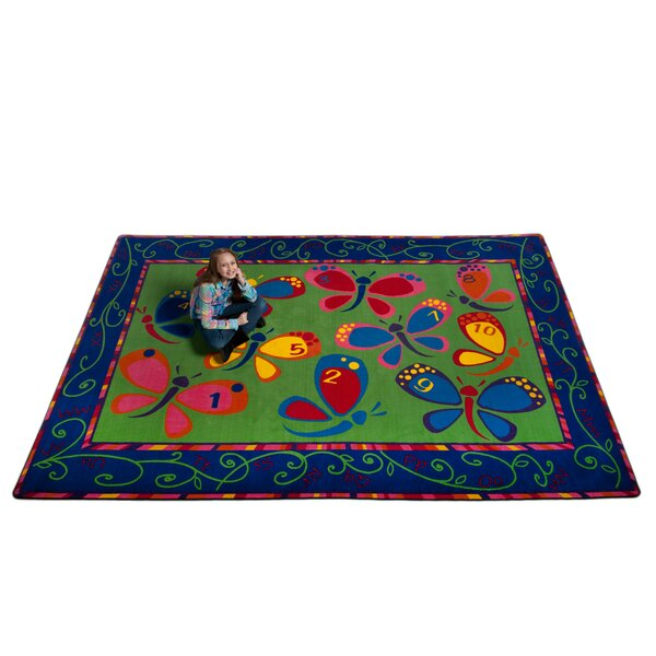 Learning on the Fly Kids Rug by Kid Carpet