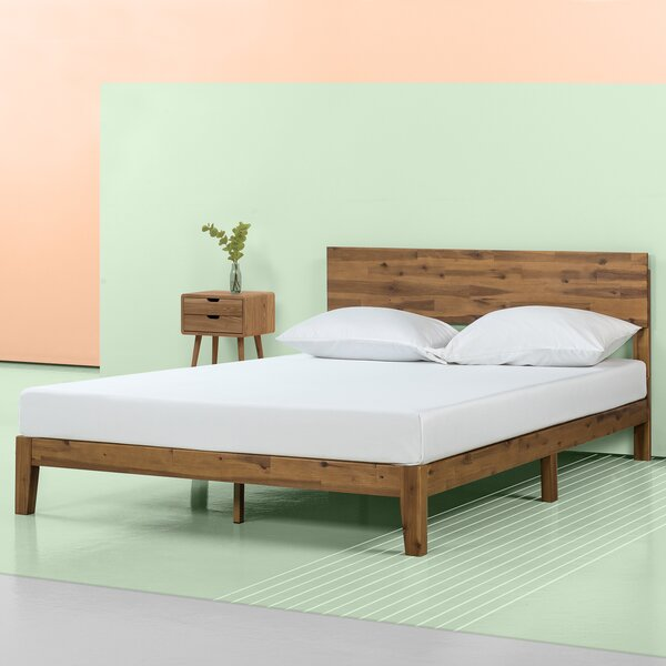 Tara Platform Bed by Union Rustic