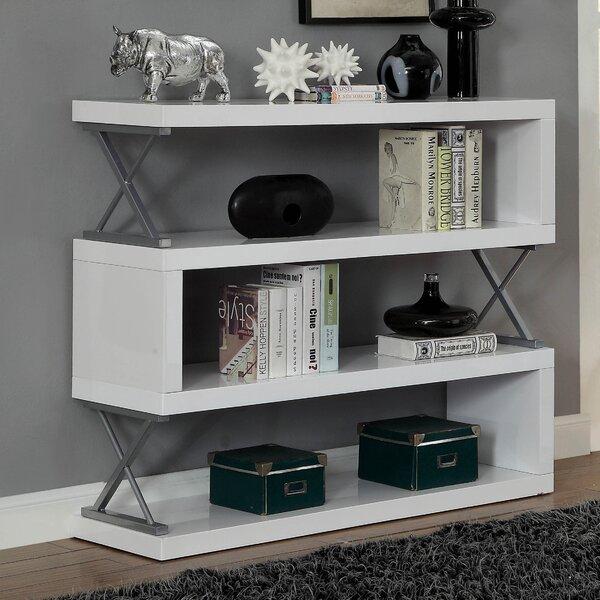 Parson 4 Shelf Standard Bookcase by Brayden Studio