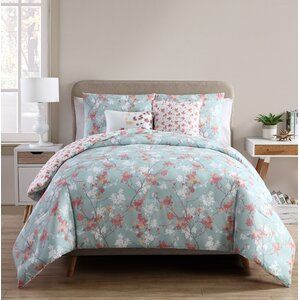 Cenat Reversible Comforter Set