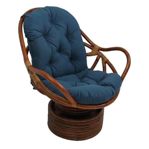 Lounge Chair Cushion by Bay Isle Home