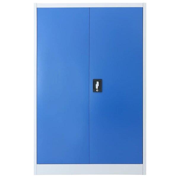 Dent 3-Shelf Storage Cabinet