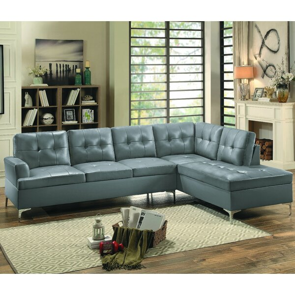 Spuyten Right Hand Facing Sectional By Ivy Bronx