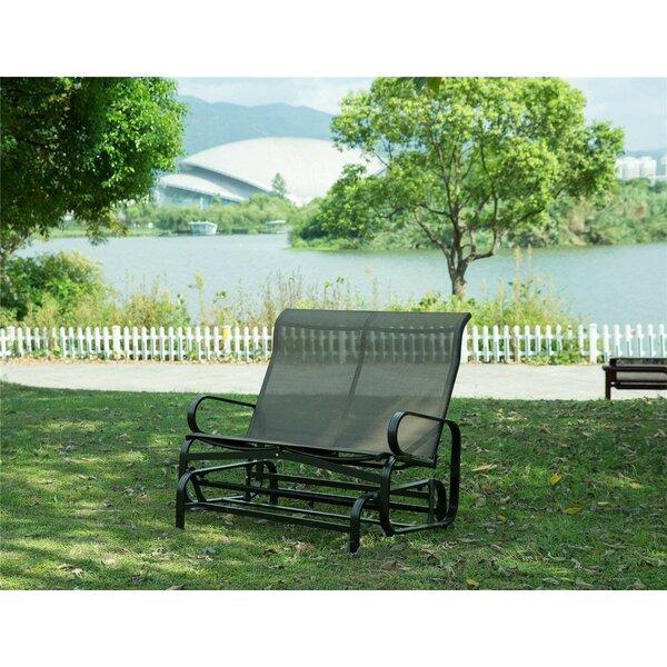 Astonishing 3 Person Outdoor Glider Wayfair Lamtechconsult Wood Chair Design Ideas Lamtechconsultcom
