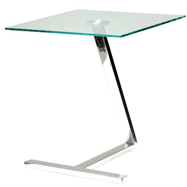 Gershwin End Table By Orren Ellis