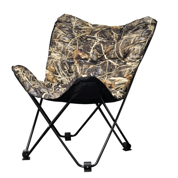 Realtree Butterfly Chair by Idea Nuova