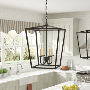kitchen lighting chandelier rectangular quickview chandeliers youll love wayfair