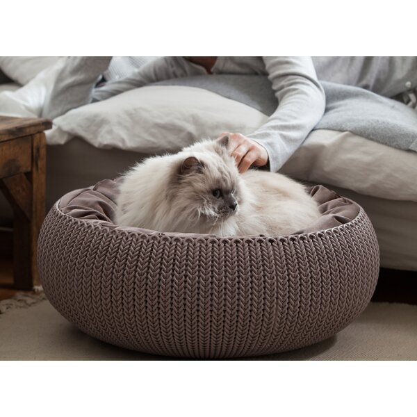 Barry Knit Cozy Pet Bed by Tucker Murphy Pet