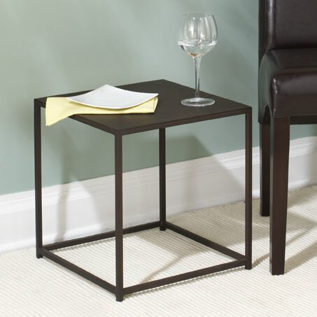Shawn End Table by Langley Street