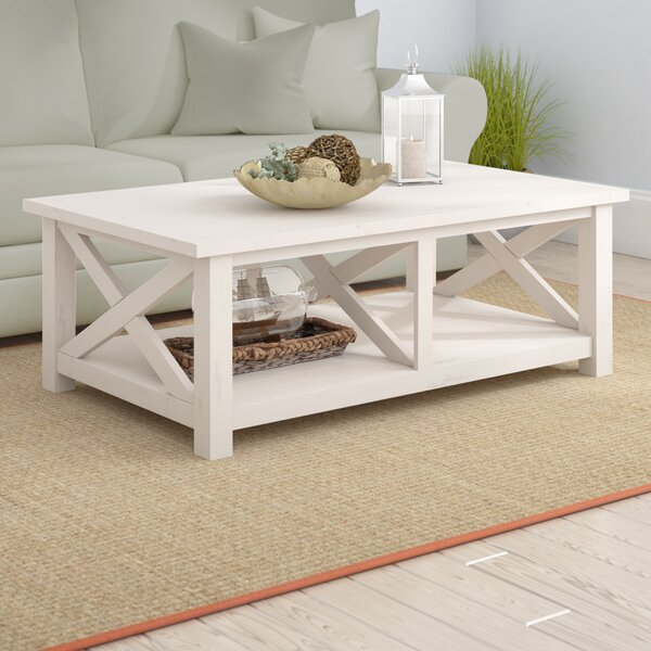 Ruffner Coffee Table by Beachcrest Home Beachcrest Home