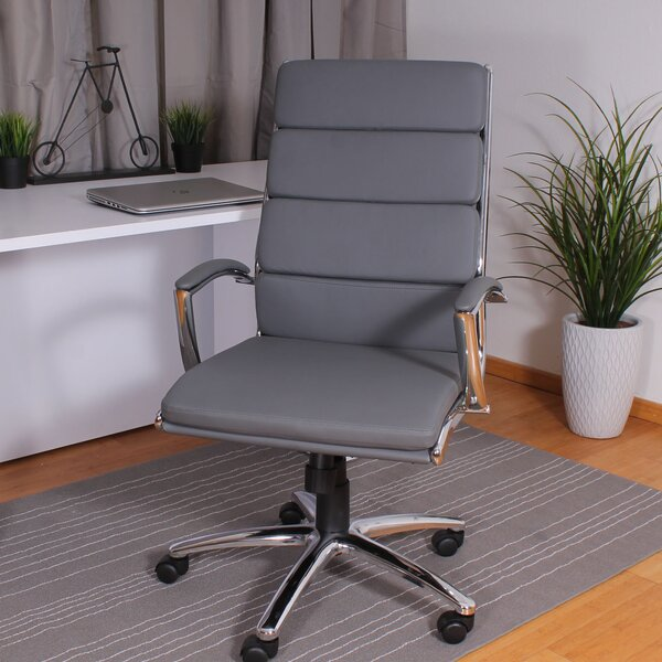 Cordes Caressoft Plus Executive Chair by Mercury Row