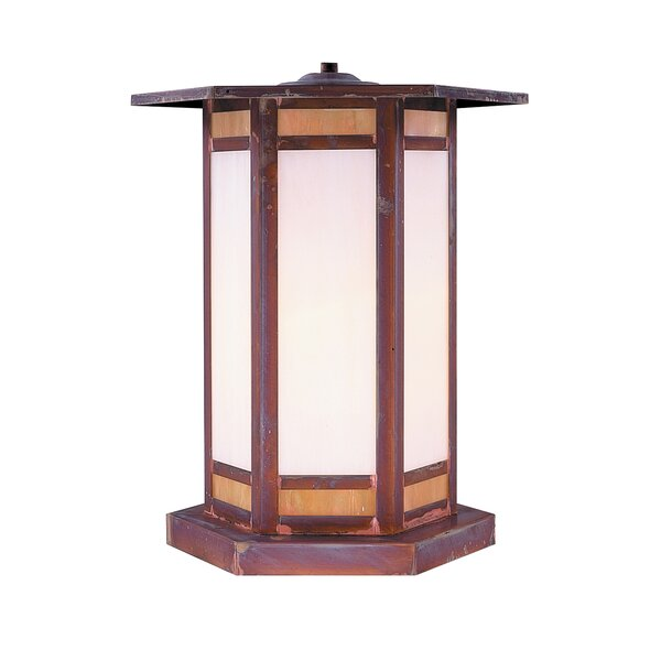 Etoile Outdoor 1-Light Pier Mount Light by Arroyo Craftsman
