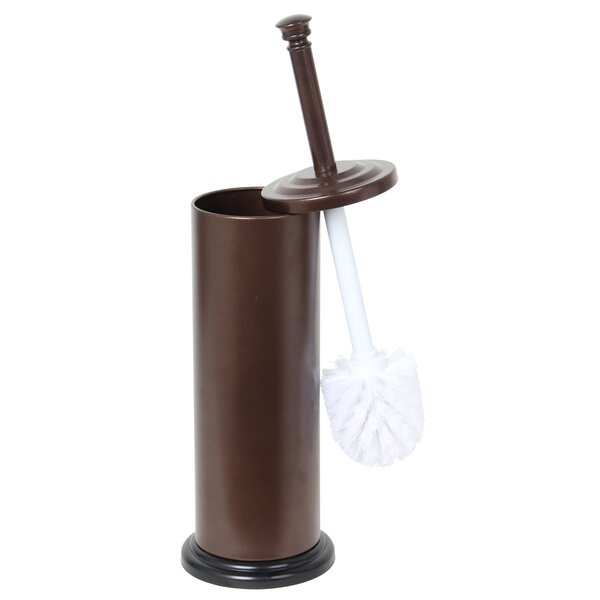 Free-Standing Toilet Brush and Holder by Home BasicsFree-Standing Toilet Brush and Holder by Home Basics