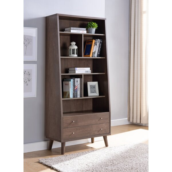 Sylvain Standard Bookcase By Union Rustic